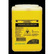 Clip Lid - Yellow,500ml,1only