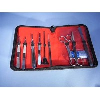 Dissecting kits and accessories