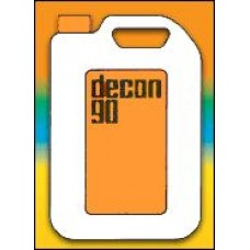 Decon 90, 5L Surface active cleaning agent, and/or radioactive decontaminant